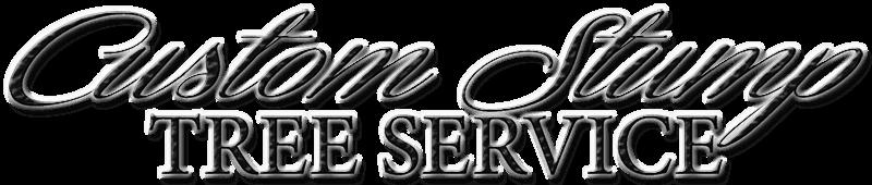 Custom Stump and Tree Service of Shreveport, Bossier City, Haughton and Minden