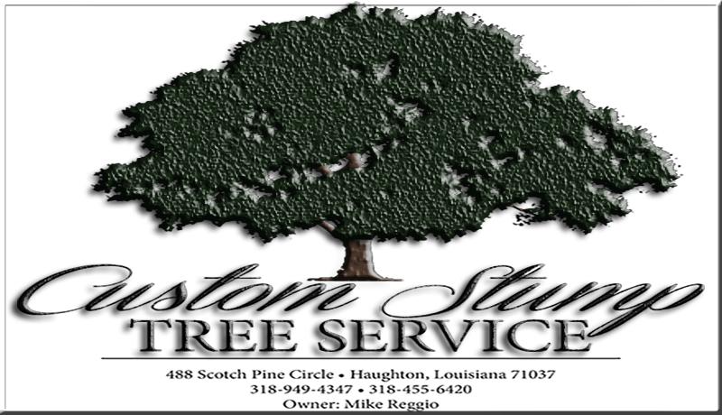 Custom Stump Tree Service logo